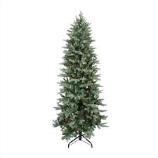 Glass Light Artificial Christmas Trees Ebay