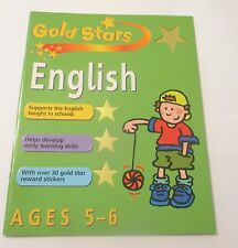 ENGLISH GRADE 1 (AGES 5 - 6) READING BRAND NEW!!!