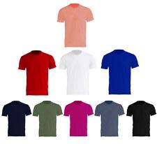 Slim Fit Herren T-Shirt V-Ausschnitt von JHK