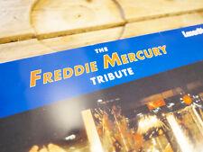 THE FREDDIE MERCURY TRIBUTE PAL LASERDISC COLLECTOR ORIGINAL 1996