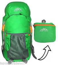 Mount Track 9303 Foldable Waterproof Travel/Hiking Backpack, Daypack, Rucksack