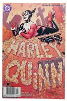 Harley Quinn 15 NM- Newsstand Variant 2002 DC Comics Poison Ivy Dodsons Cover