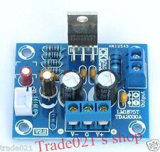 HIFI Mono Channel LM1875T Stereo Audio Amplifier Board DIY Kits 30W 14Hz-100kHz