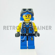 LEGO Minifigures - 1x pm014 - Engineer - Power Miners Omino Minifig 8708 8962