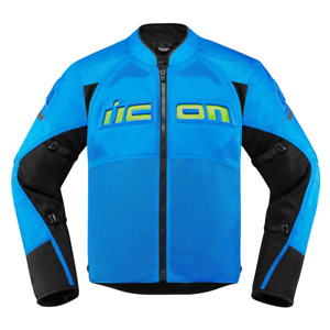Icon Contra 2 Textile Motorcycle Street Riding Jacket - Pick Size & Color