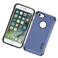 Fundas y carcasas Para iPhone 7 color principal azul de plástico para teléfonos móviles y PDAs