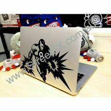 Laptop Iron Man Tony Stark Sticker Decal Apple Macbook Dell Laptop MSI Asus.