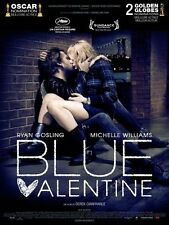 Affiche 40x60cm BLUE VALENTINE 2011 Ryan Gosling, Michelle Williams NEUVE