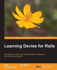 Learning Devise for Rails by Hafiz Barie Lubis, Nia Mutiara and Giovanni...