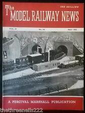 THE MODEL RAILWAY NEWS - MAY 1953