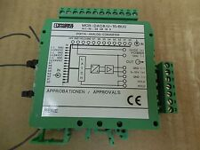 Phoenix Contact Digital Analog Converter MCR-DAC8/U-10/BUS 2808190 30 VDC 20mA