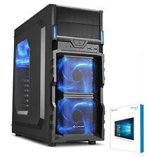 Gamer PC Computer AMD FX 8300 8 X 4,2GHz Nvidia GTX1050 2GB OC Gaming OC-Turbo!