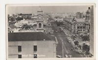 South Africa, West Street Durban RP Postcard, B140
