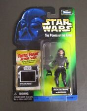 Death Star Trooper 1998 STAR WARS Power of the Force POTF FF Freeze Frame