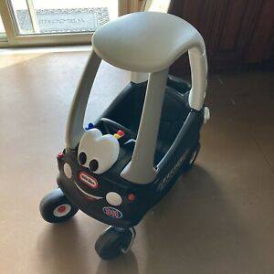 Little Tikes Toddler Cozy Coupe Police Car