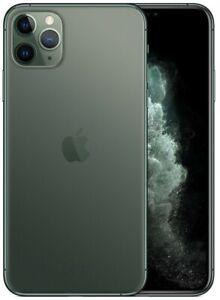 APPLE IPHONE 11 PRO MAX 256 GB Green Grado A++Come Nuovo Usato Ricondizionato