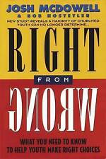 Right From Wrong-ExLibrary