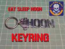 EAT SLEEP HOON KEY RING PERFECT GIFT FOR ANY GEAR HEAD COOL KEYRING