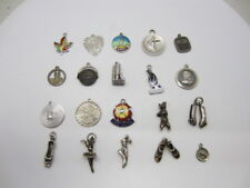 Sterling Silver 925 Hobbies/Travel/Object/Animals Charms (Pick Your Charm)
