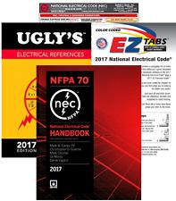 NFPA 2017 : National Electrical Code (NEC) Handbook EZ Package (HBQCFTUR) 2017