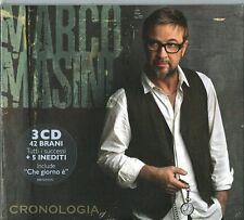 Marco Masini - Cronologia CD (nuovo album/disco sigillato)