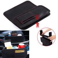 1x Klapp Auto-Sitz-Tasche Aufbewahrung Box Handyhalter KFZ Ablagefach Universal