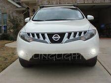 Xenon Halogen Fog Lamps Driving Lights Kit for 2009 2010 Nissan Murano z51