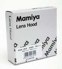 Mamiya RZ / RB Lens Hood NO1  50mm -  65mm  Gegenlichtblende NR1    Neu / New