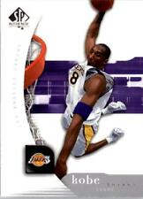 2005-06 SP Authentic Los Angeles Lakers Basketball Card #38 Kobe Bryant