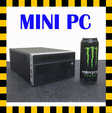 AMD Core 4GB DDR3 500GB Wifi HDMI Win 10 Mini Small HTPC TV PC Computer Desktop