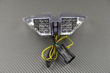 Feu arrière LED clair clignotant intégré tail light MV Agusta BRUTALE 1090 RR