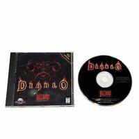 Diablo 1 PC Game Blizzard Entertainment