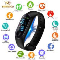 Mi Band 3 OLED Display Smart Watch Fitness Wristband Bracelet Hot Men Women