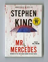 Mr. Mercedes: by Stephen King - Audiobook - MP3CD