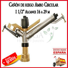 "Canon, Bewässerung Ambo 1/2 "" Regner Agricola Winkel Kreisförmige 360º, 16 A"
