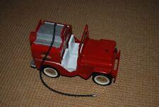 Scarce Tonka Jeep Fire Pumper Truck c 1964/65 #425