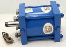 """Miller Fluid 50H4N Tie Rod Hydraulic Cylinder; 1"""" Rod Dia, Bore 5, Stroke 3 3/4"""