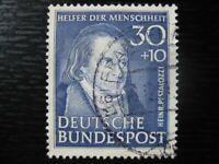 GERMANY Mi. #146 scarce used stamp! CV $145.00