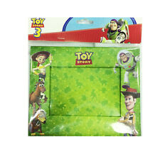 TOY STORY 3 frame green carton pressed size photo 12x8cm 19x15,5cm