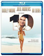 10 (Bo Derek, Dudley Moore 1979)   Ten  -  Blu Ray - Sealed Region free