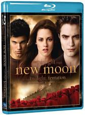 TWILIGHT NEW MOON - BLURAY DVD - CANADIAN - BRAND NEW SEALED