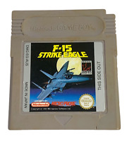 F-15 Strike Eagle Nintendo Gameboy Cartridge
