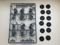 Lord of the Rings Battle of Pelennor Fields  12 Warriors of Rohan - New on Sprue