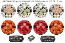 RDX TD5 / TDCi LED XS Stil 8 Licht / Lichter Satz & Blinkleuchten Schutz