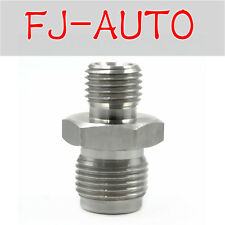 Automotive Stainless Steel CHEVY DURAMAX COMMON RAIL PORTED FUEL RAIL FITTING LL