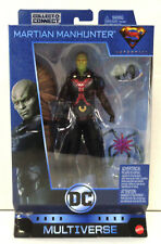 DC Multiverse: Martian Manhunter Action Figure (2018) Mattel New Clayface BAF