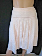 NWT Studio JPR Ivory Lace Fully Lined Skirt Ladies Size S Ret. $46