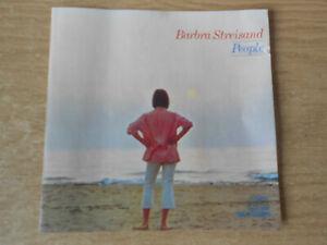 Barbra Streisand - People (1991)