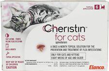 New listing Cheristin Flea Treatment for Cats - 6 Doses