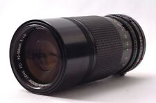 @ Ship in 24 Hrs! @ Discount! @ Canon New FD 70-150mm f4.5 Telephoto Zoom Lens